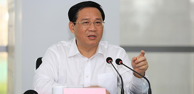 浙江省长李强为快货运创新发展模式和商业理念点赞!